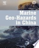 Marine Geo Hazards in China Book