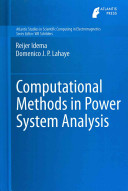 Computational Methods in Power System Analysis Book