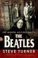 The Gospel According to the Beatles