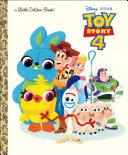 Toy Story 4 Little Golden Book  Disney Pixar Toy Story 4