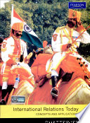 International Relations Today: Concepts and Applications