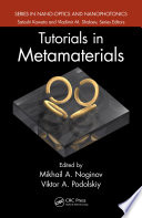 Tutorials in Metamaterials