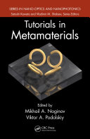 Tutorials in Metamaterials