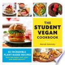The Student Vegan Cookbook Book