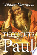 Thoughts on Paul Book PDF