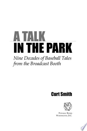 Download A Talk in the Park Free Books - EBOOK