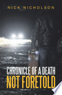 Chronicle of a Death Not Foretold Book