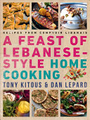 Feast Of Lebanese Style Home Cooking