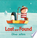 Lost and Found Oliver Jeffers Cover