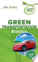 Green Transportation Basics Book