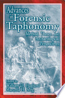 Advances in Forensic Taphonomy Book