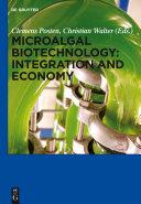Microalgal Biotechnology  Integration and Economy