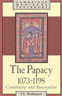 The Papacy  1073 1198