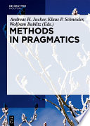 Methods in Pragmatics