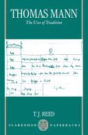 Thomas Mann [Pdf/ePub] eBook