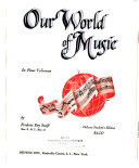 Our World Of Music