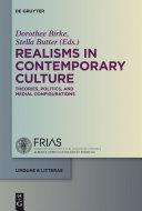 Realisms in Contemporary Culture [Pdf/ePub] eBook