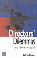 Directors  Dilemmas