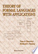 Theory of Formal Languages with Applications