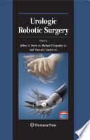 Urologic Robotic Surgery Book PDF