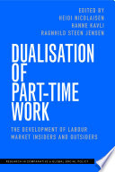 Dualisation of Part Time Work Book PDF
