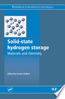 Solid State Hydrogen Storage Book