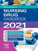 Saunders Nursing Drug Handbook 2021 E-Book