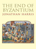 Pdf The End of Byzantium Telecharger