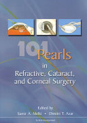 101 Pearls in Refractive  Cataract  and Corneal Surgery