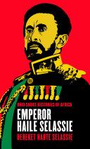 Pdf Emperor Haile Selassie Telecharger