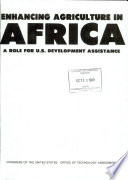 Enhancing Agriculture in Africa Book