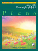 Alfred's Basic Piano Course Praise Hits Complete, Bk 2 & 3