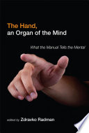 The Hand An Organ Of The Mind