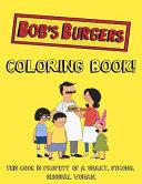 Bob's Burgers Coloring Book (Unofficial)