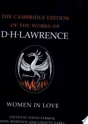 Free Download Women in Love PDF - Writers Club