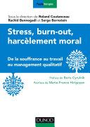 Pdf Stress, burn-out, harcèlement moral Telecharger