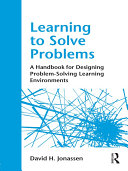 Learning to Solve Problems ebook