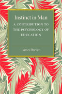 Instinct in Man