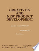 CREATIVITY AND NEW PRODUCT DEVELOPMENT Book