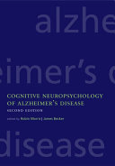 Cognitive Neuropsychology of Alzheimer s Disease