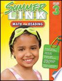 Math plus Reading, Grades 2 - 3