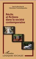 Pdf Récits et fictions dans la société contemporaine Telecharger