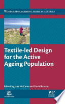Textile led Design for the Active Ageing Population
