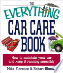 Everything Car Care Book