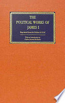 The Political Works Of James I Book