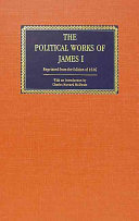 Pdf The Political Works of James I