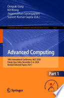 Advanced Computing Book