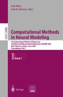 Computational Methods in Neural Modeling: 7th International ...