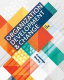 Organization Development and Change   Mindtap Management  1 Term 6 Months Printed Access Card