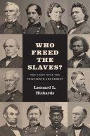 Who Freed the Slaves? Pdf/ePub eBook